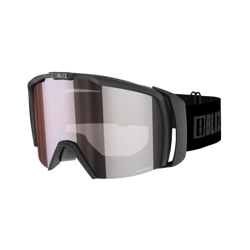 Nova Matt Black - Bliz - Köp online - Sportbrillor.se 11355eacf0185