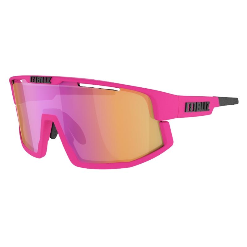Vision Matt Neon Pink Bliz Köp online Sportbrillor.se