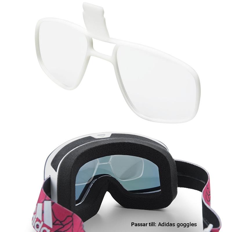Enkelslipad insats - passar Adidas skidglasögon - Adidas - Köp online bed12e6671327